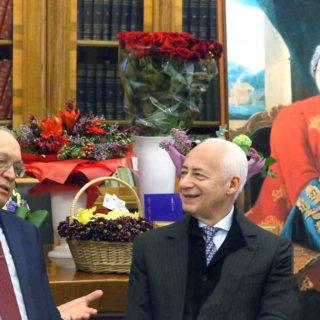 Владимир Спиваков стал Почетным доктором МГУ