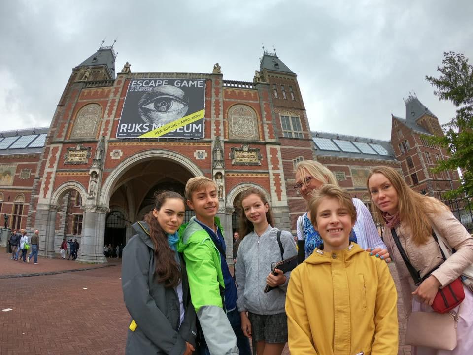 Стипендиаты Фонда на Фестивале «Grachtenfestival» в Голландии