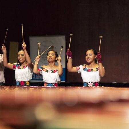 Торжественное Закрытие Фестиваля. Концерт участников XVI Международного фестиваля «Москва встречает друзей»