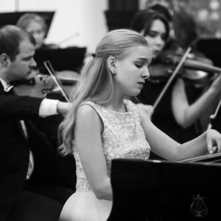 Концерты рождественского фестиваля AFAF прошли в Москве и Санкт-Петербурге