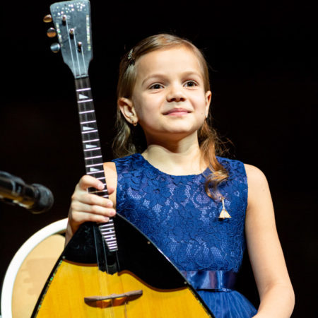 Концерт исполнителей МБФ В.Спивакова На ежегодном приеме «Nestle» «Зажигая Звезды»