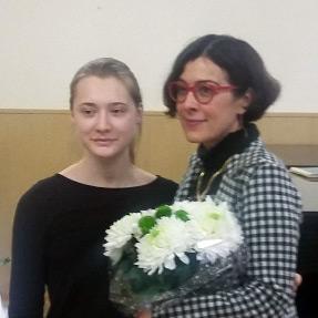 Мастер-классы с профессором Женевской консерватории Екатериной Немирович-Данченко