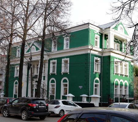 Поздравление с юбилеем ДМШ №1 г.Пермь