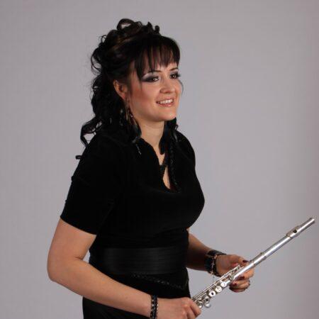Наталья Осипова (флейта)