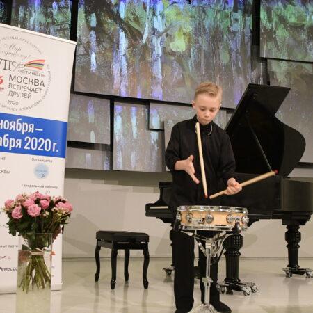 Концерт фестиваля в Музее русского импрессионизма