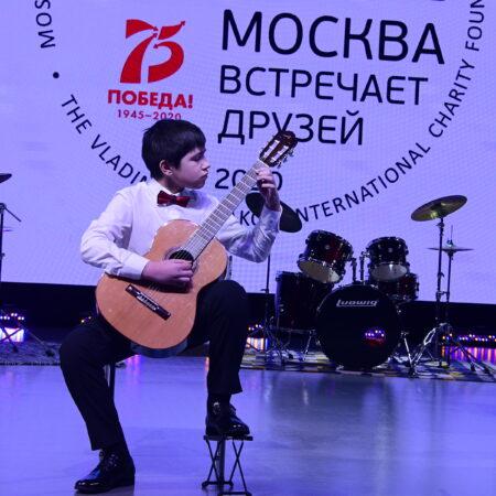 Концерт в Хорошколе