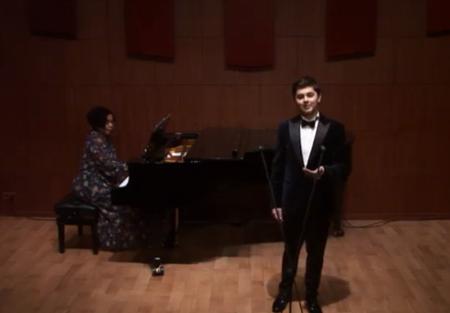 «Голос» – концерт стипендиатов в Камерном зале Московской филармонии