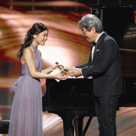Поздравляем с наградой ШИО ОКУИ (фортепиано)