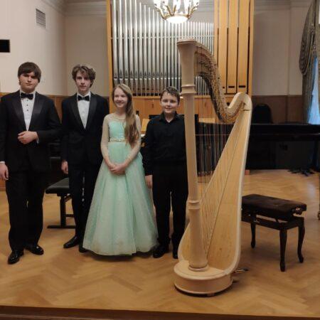 Концерт памяти Владимира Крайнева