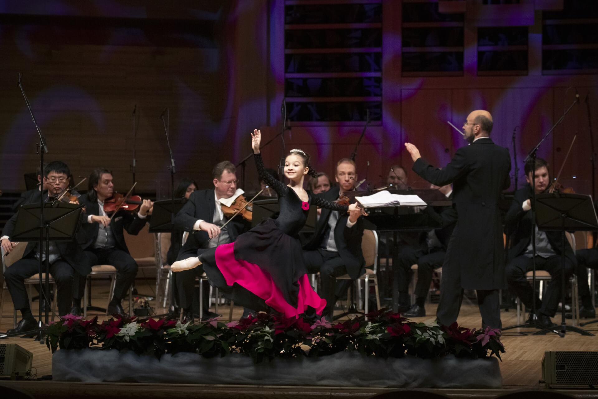 Севенард Настя, классическая хореография, Санкт-Петербург