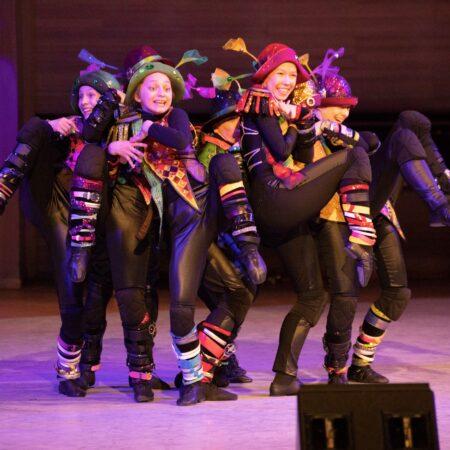 XIX Международный фестиваль «Москва встречает друзей»